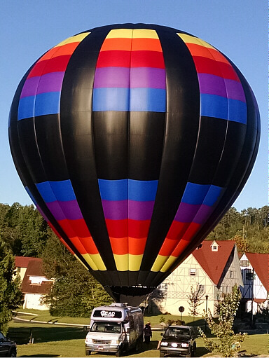 Head Hot Air Balloons Introduction And Contents